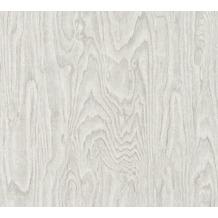 AS Création Vliestapete Materials Tapete in Holz Optik grau 363321 10,05 m x 0,53 m