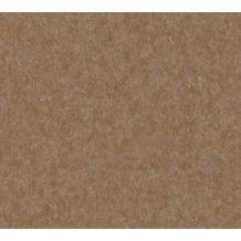 AS Création Vliestapete Materials Tapete in Vintage Rost Optik braun metallic 361531 10,05 m x 0,53 m