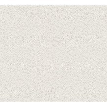 AS Création Vliestapete mit Glitter Blooming Tapete floral metallic grau beige 372652 10,05 m x 0,53 m