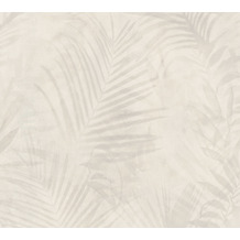 AS Création Vliestapete Neue Bude 2.0 Edition 2 Tropical Concret creme grau beige 374113 10,05 m x 0,53 m