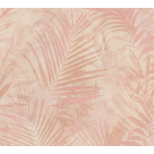 AS Création Vliestapete Neue Bude 2.0 Edition 2 Tropical Concret rosa creme beige 374114 10,05 m x 0,53 m