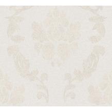 AS Création Vliestapete New Elegance Barocktapete beige creme 375521 10,05 m x 0,53 m