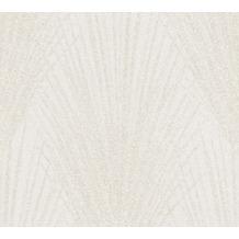 AS Création Vliestapete New Elegance Palmentapete creme beige 375532 10,05 m x 0,53 m