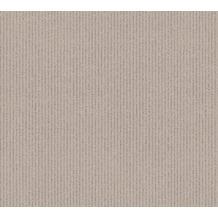 AS Création Vliestapete New Elegance Streifentapete braun beige 375504 10,05 m x 0,53 m