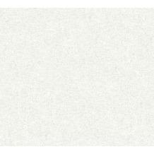 AS Création Vliestapete New Elegance Unitapete creme weiß 375482 10,05 m x 0,53 m