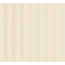 AS Création Vliestapete Romantico Tapete gestreift beige 372273 10,05 m x 0,53 m