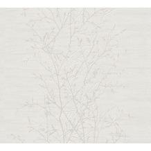 AS Création Vliestapete Scandinavian 2 Tapete mit Ast Muster beige 962031 10,05 m x 0,53 m