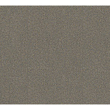 AS Création Vliestapete Sumatra Tapete geometrisch grafisch schwarz metallic grau 373741 10,05 m x 0,53 m