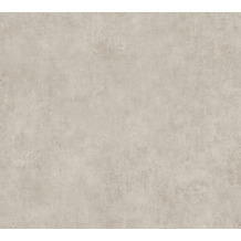 AS Création Vliestapete Sumatra Tapete Uni beige braun 373702 10,05 m x 0,53 m
