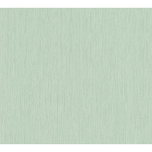 AS Création Vliestapete Sumatra Tapete Uni grün 373754 10,05 m x 0,53 m