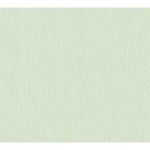 AS Création Vliestapete Sumatra Tapete Uni grün 373755 10,05 m x 0,53 m