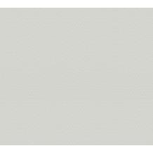 AS Création Vliestapete Trendwall Tapete Uni grafisch grau 371213