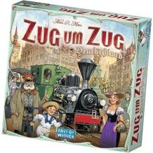 Days of Wonder Zug um Zug Deutschland