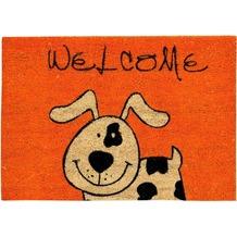 Astra Coco Fun Des. 07 Hund orange 40 x 60 cm