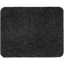 Astra Fußmatte Entra Saugstark schwarz 75x130