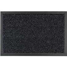 Astra Fussmatte Graphit grau 60x90