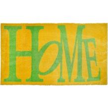 Astra Fußmatte LifeStyle-Mat Home gelb 40x60