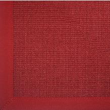 Astra Manaus mit ASTRAcare (Fleckenschutz) 200 x 200 cm rubin Farbe 11