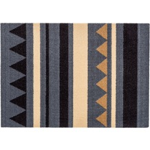 Astra Miabella Design 714 Colour 040 Streifen grau-braun 50 x 150 cm