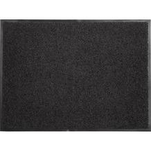 Astra Fußmatte Tex Uni schwarz 40 cm x 60 cm
