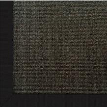 Astra Sisalteppich Salvador anthrazit mit Astracare 200 cm x 200 cm