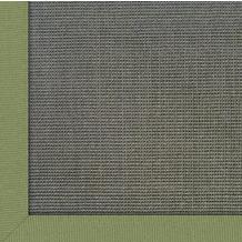 Astra Sisalteppich Salvador stahl mit Astracare 200 cm rund