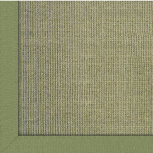 Astra Sisalteppich Salvador hirse mit Astracare 200 cm x 200 cm