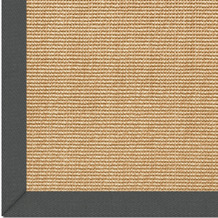 Astra Sisal-Teppich, Salvador, Col. 65 sand, mit Astracare 300 cm x 400 cm