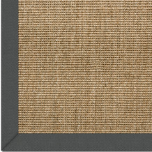 Astra Sisal-Teppich, Salvador, Col. 85 hellbraun, mit Astracare 300 cm x 400 cm