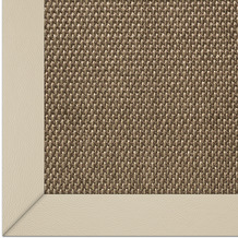 Astra Sisalteppich Santiago 060 kaffee mit ASTRAcare (Fleckenschutz) 65 x 140 cm