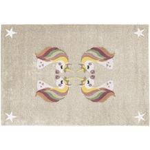Astra Teppich Bambica Design 171 Farbe 009 Einhorn beige 160 x 230 cm