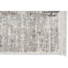 Astra Teppich Chloe D.213 C.099 Kästchen grau/bunt 80x150cm