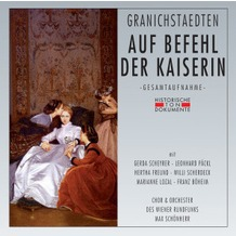 Auf Befehl Der Kaiserin, CD