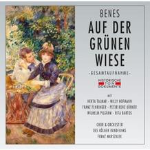 Auf Der Grünen Wiese, CD