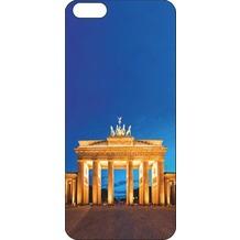 authentic Cases 3D Mobile Arts, 3D Skin & Bumper für iPhone 5, Brandenburger Tor