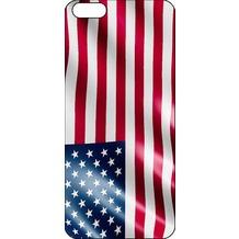authentic Cases 3D Mobile Arts, 3D Skin & Bumper für iPhone 5, Stars 'n Stripes