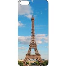authentic Cases 3D Mobile Arts, True 3D Skin für iPhone 5, Eiffelturm