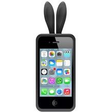 Avanca Bunny Ears - iPhone 4 - Black