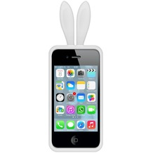 Avanca Bunny Ears - iPhone 5 - White