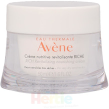Avène Avene Eau Thermale Rich Rev. Nourishing Cream - 50 ml