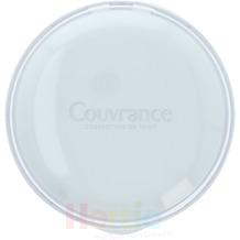 Avène Couvrance Compact Foundation Cream SPF30 Mat Effect 1.0 Porcelain 9,50 gr