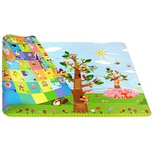 BABY CARE Spielmatte Birds in the Trees 13mm 140x210