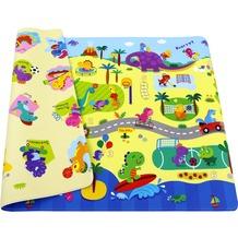 BABY CARE Spielmatte Dino Sports 12mm 125x185