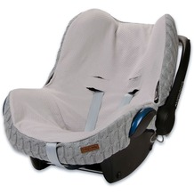 Baby's Only Bezug Maxi-Cosi 0+ Cable grau