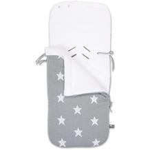 Baby's Only Fußsack Maxi-Cosi 0+ Star grau/weiß