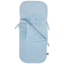 Baby's Only Fußsack Maxi-Cosi 0+ Cable baby blau