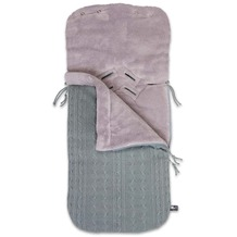 Baby's Only Fußsack Maxi-Cosi 0+ Cable grau
