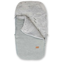 Baby's Only Fußsack Buggy Robust Korn Grau