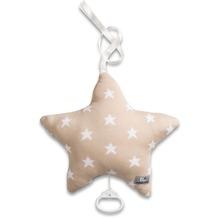 Baby's Only Spieluhr Sterne Stern Beige / Weiß