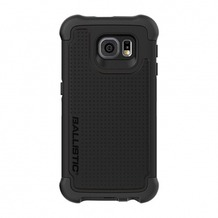 Ballistic Tough Jacket - TPU Cover/Case/Schutzhülle - Samsung G920F Galaxy S6